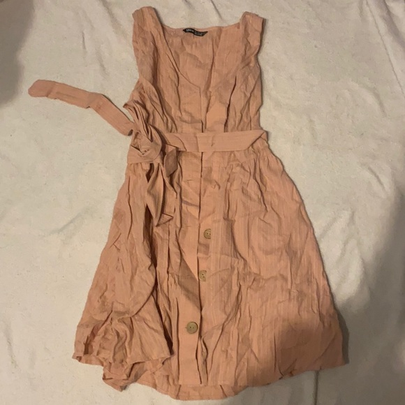 NWT Shein Button Front Romper Size Small